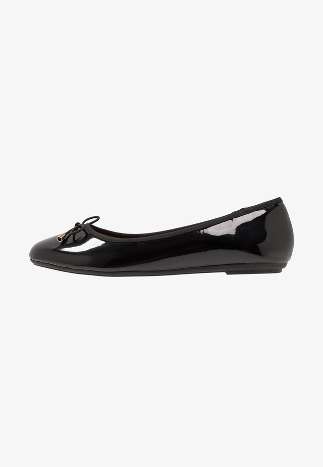 FIONA - Ballet pumps - black