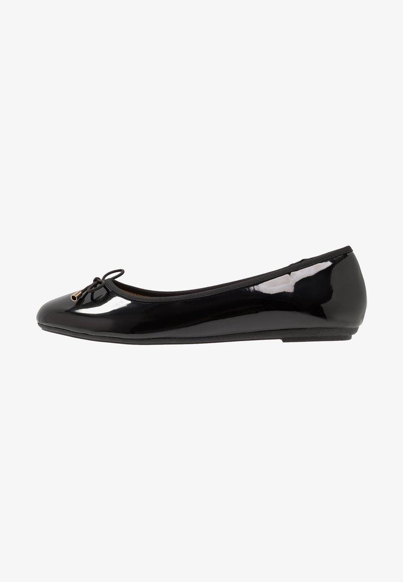 Fitters - FIONA - Ballet pumps - black