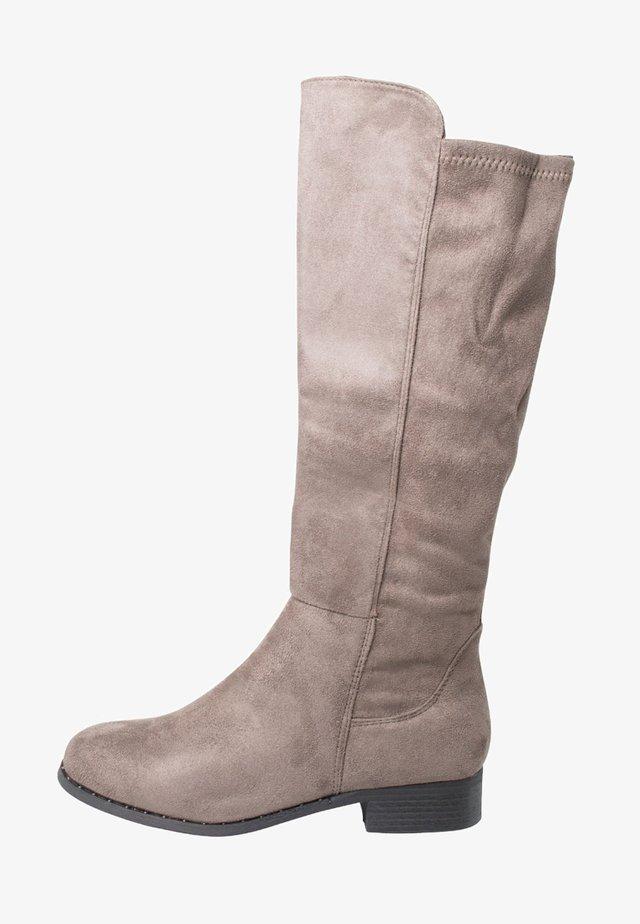 MAY - Støvler - beige