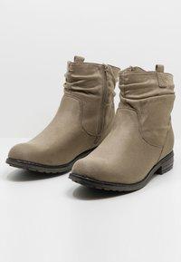 Fitters - KATE - Kotníkové boty - taupe - 2