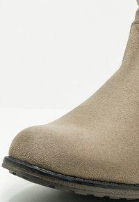 Fitters - KATE - Kotníkové boty - taupe - 5