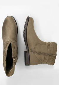 Fitters - KATE - Kotníkové boty - taupe - 1