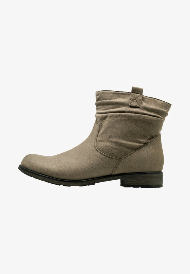 KATE - Stiefelette - taupe