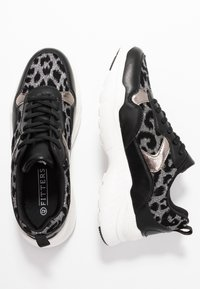 Fitters - MADELEINE - Trainers - pewter - 1