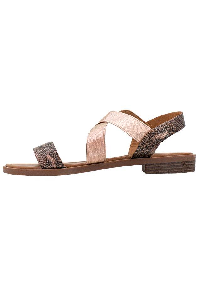 AVA - Sandals - rose
