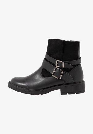 LAIA - Cowboystøvletter - black