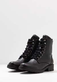 Fitters - ELENA - Lace-up ankle boots - schwarz - 2