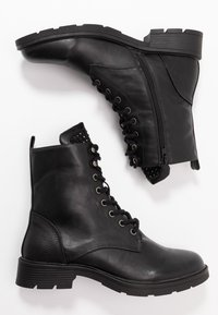 Fitters - ELENA - Lace-up ankle boots - schwarz - 1