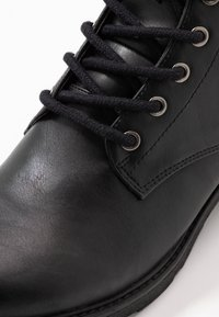 Fitters - ELENA - Lace-up ankle boots - schwarz - 5