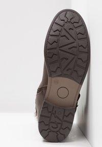 Fitters - NICOLE - Winter boots - dark brown - 4