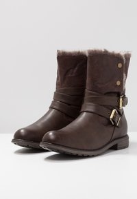 Fitters - NICOLE - Winter boots - dark brown - 2