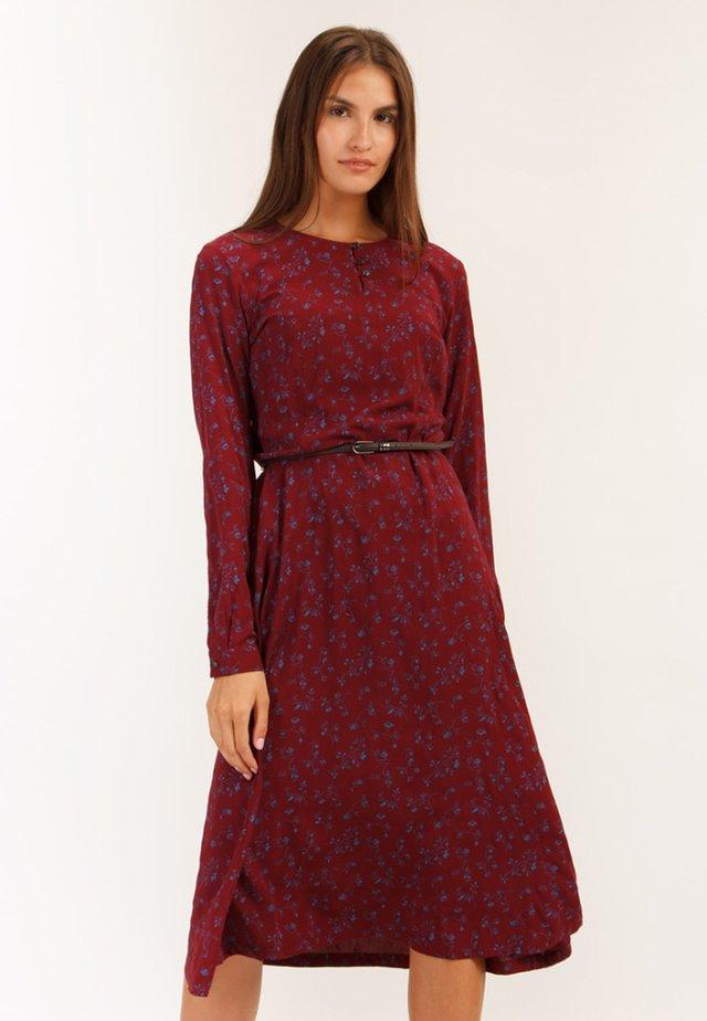 Day dress - cherry