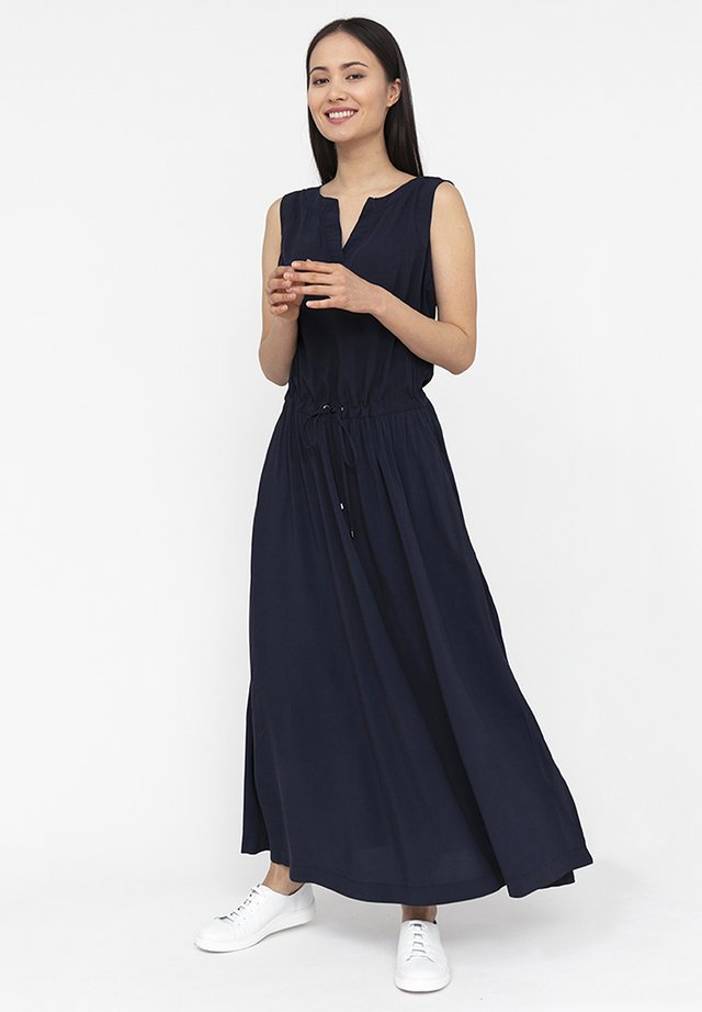 Maxi dress - cosmic blue