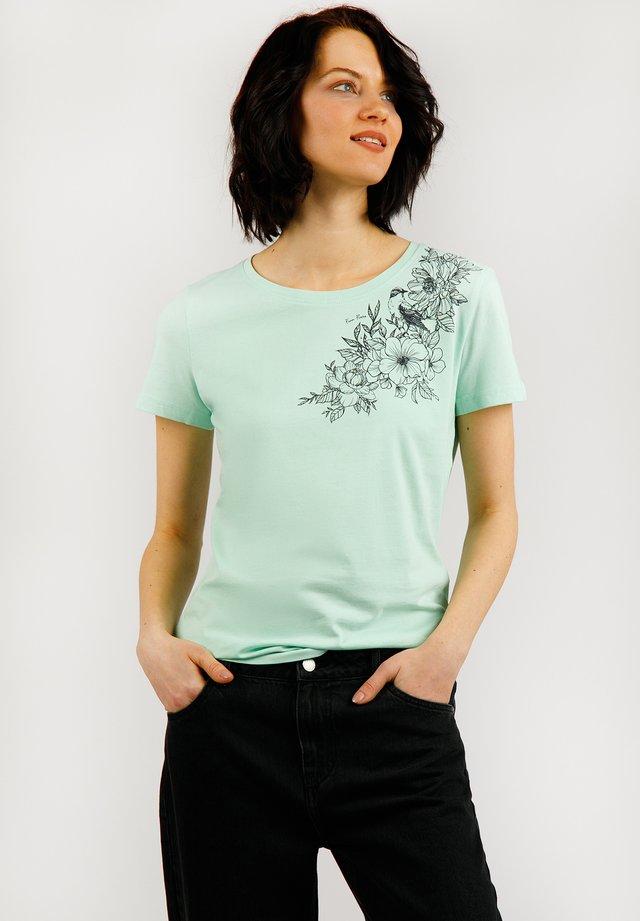 T-shirt imprimé - apple
