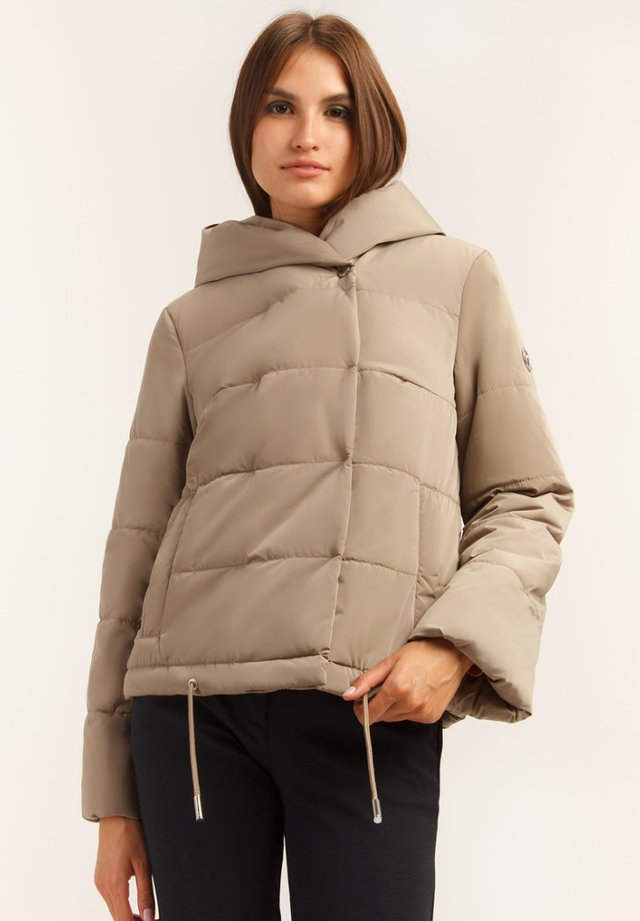 MIT KUSCHELIGER - Winter jacket - toffy