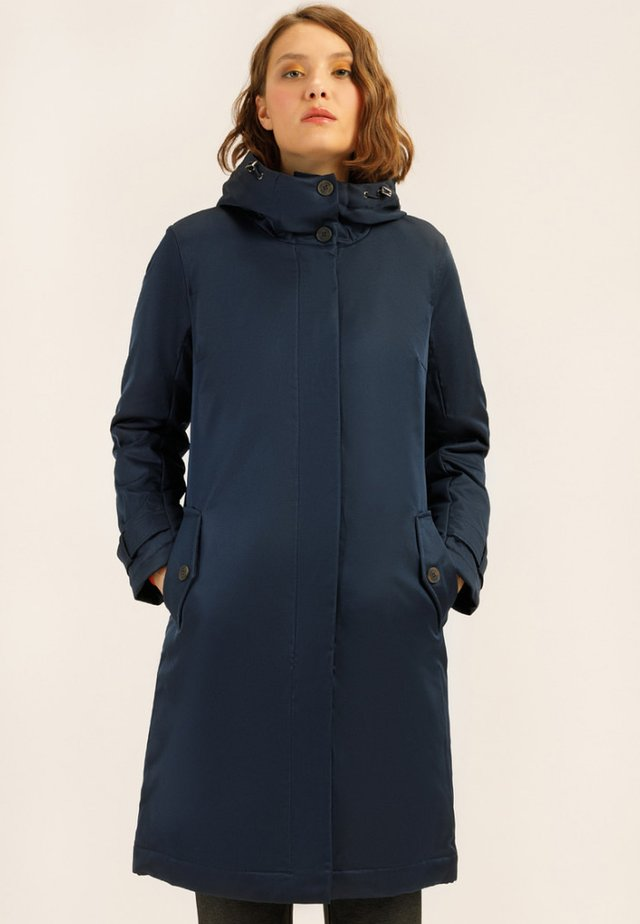 MIT LEICHTER WATTIERUNG - Winter coat - cosmic blue