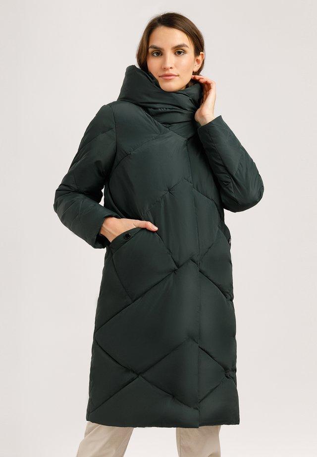 Down coat - fir