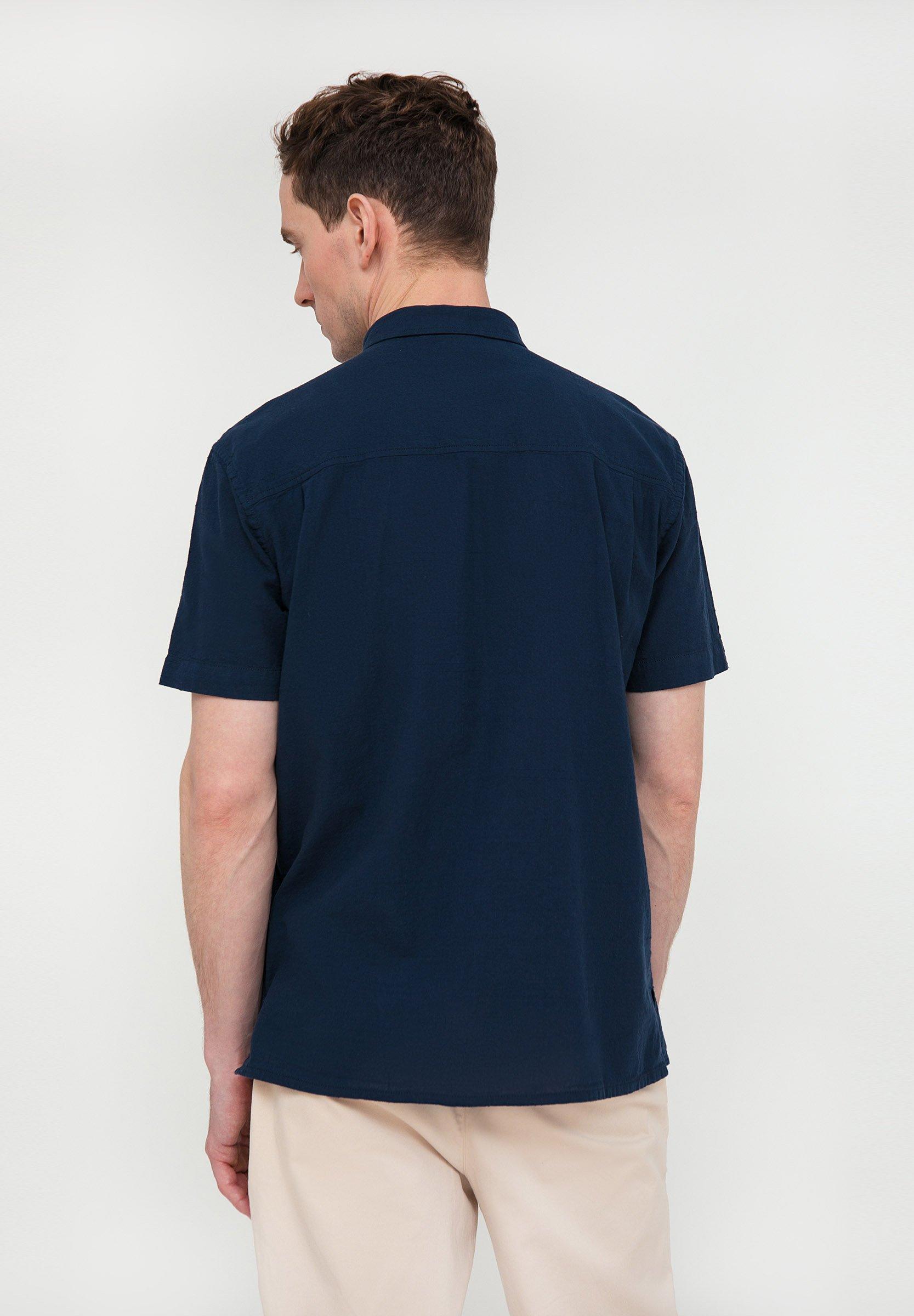 Finn Flare Hemd - cosmic blue | Herrenbekleidung 2020
