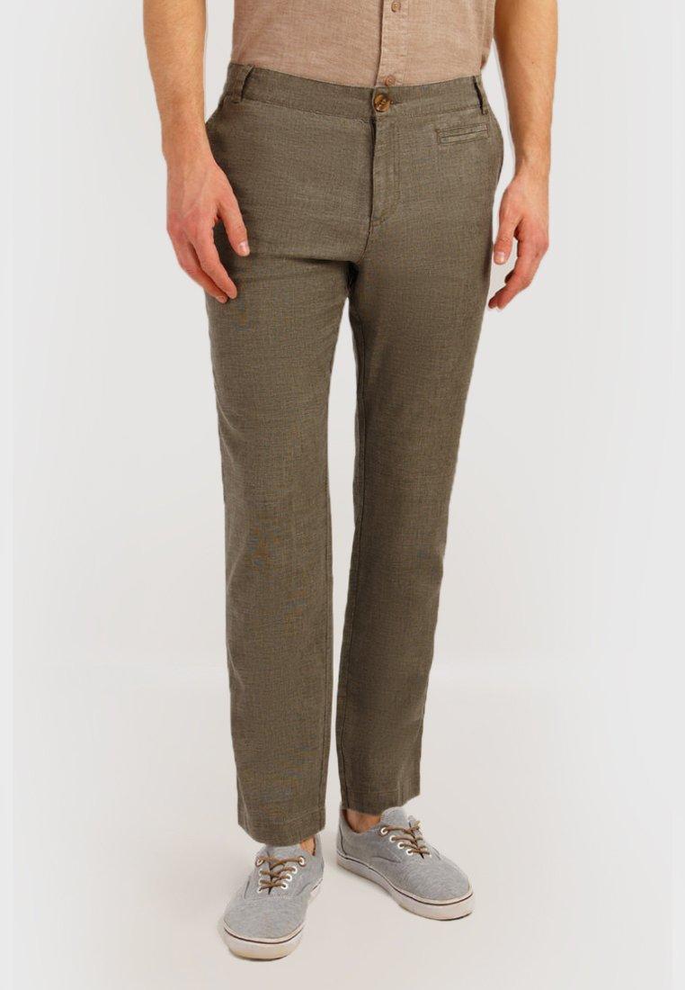 Finn Flare - Trousers - dune