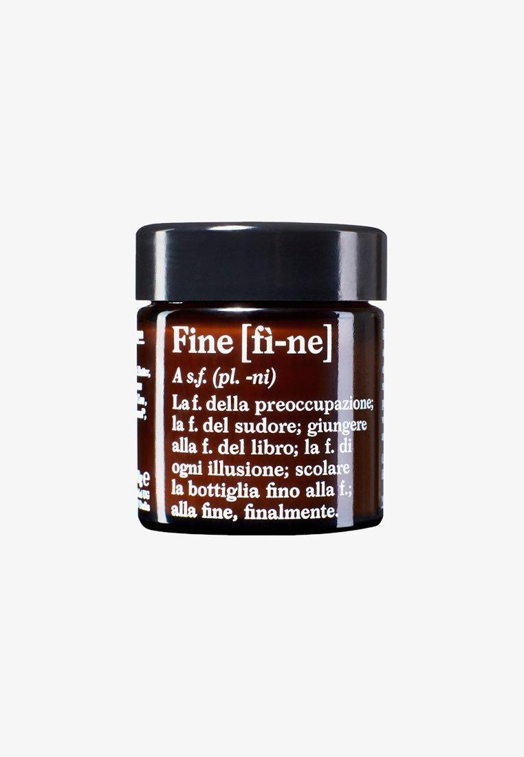 fine - DEODORANT 30G - Dezodorant - vetiver/geranium