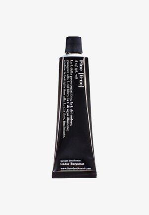 DEODORANT TUBE - Deodorant - cedar/bergamot