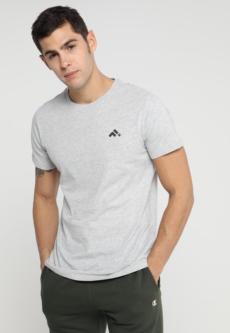 FIRST - FRSCUBE REGULAR TEE - T-shirt basic - grey
