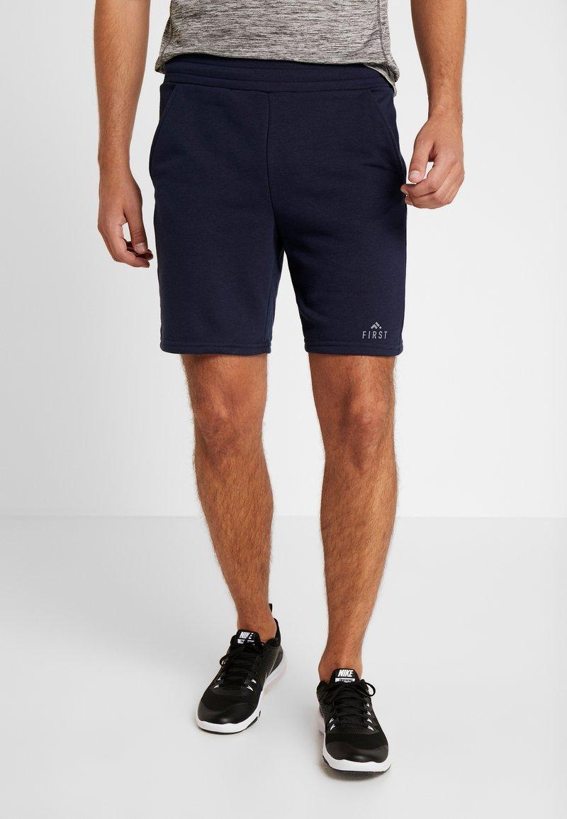 FIRST - Sports shorts - navy blazer