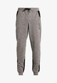 FIRST - FRSDYLAN PANTS - Spodnie treningowe - medium grey melange - 4