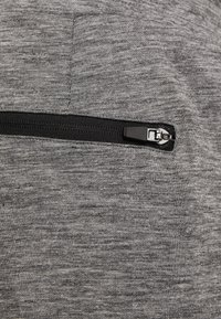 FIRST - FRSDYLAN PANTS - Spodnie treningowe - medium grey melange - 5