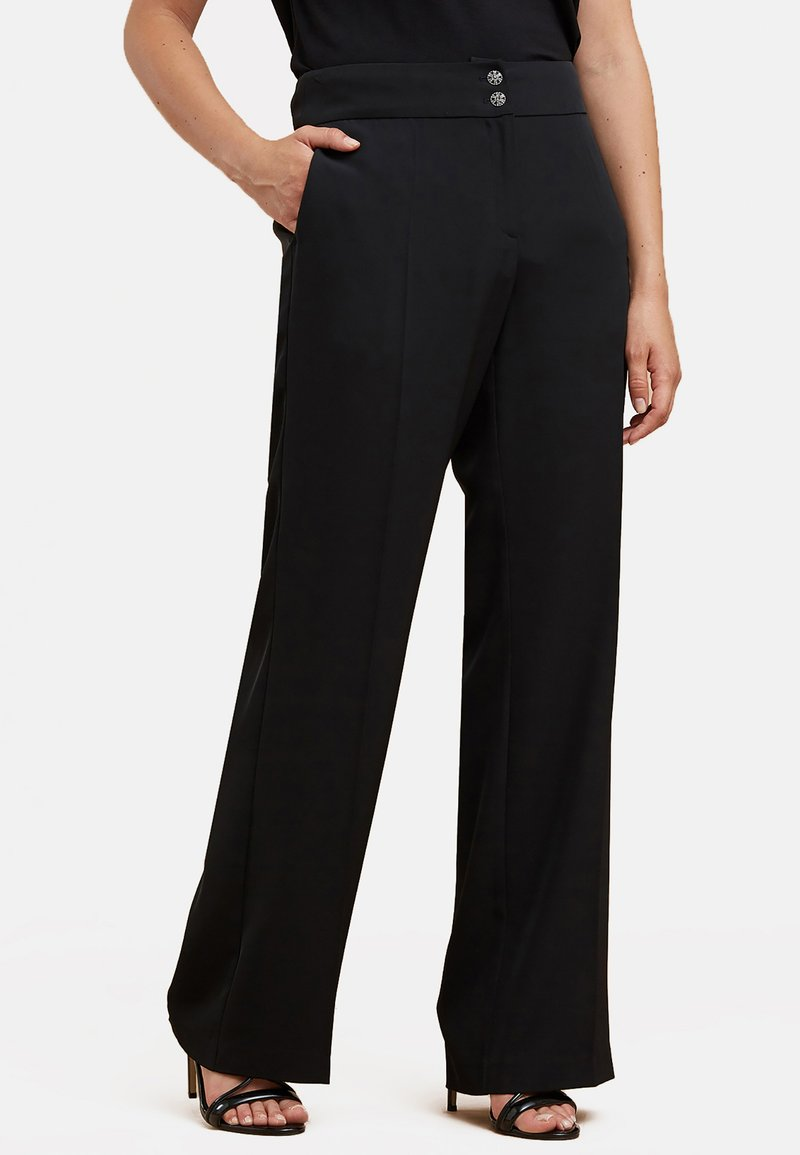 Fiorella Rubino - Trousers - black