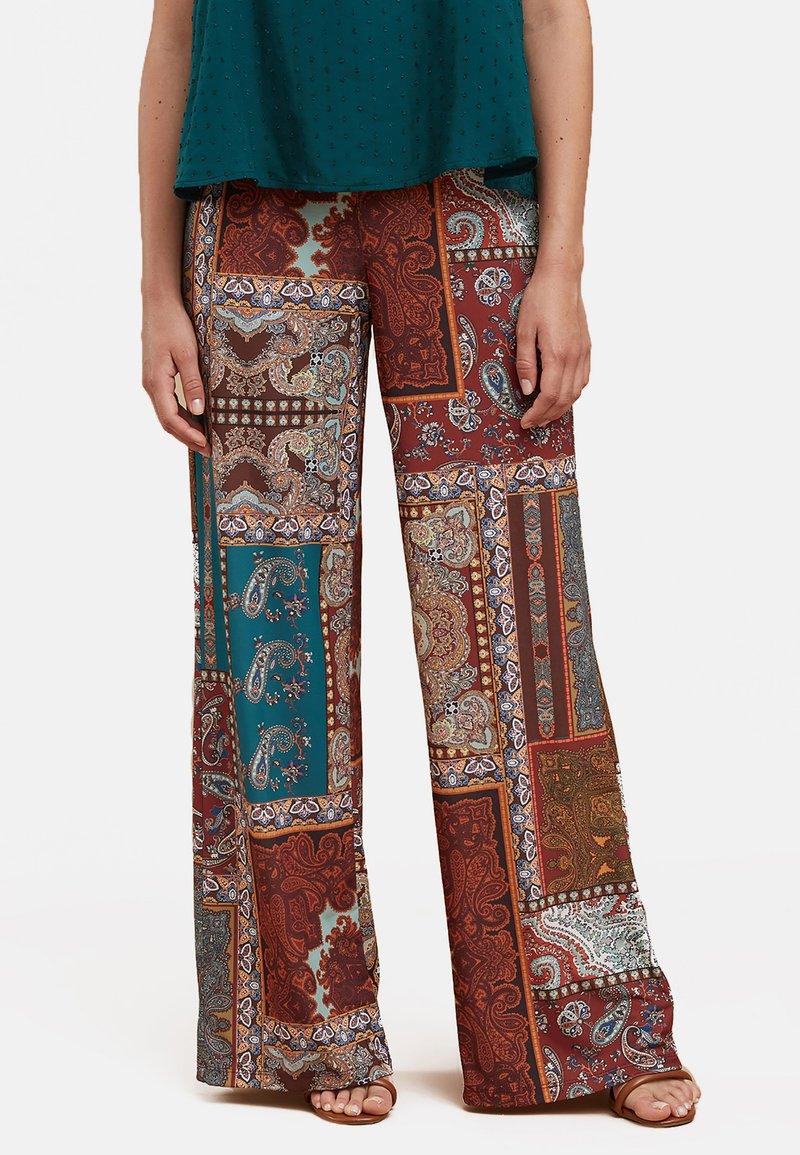 Fiorella Rubino - Trousers - brown