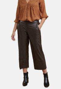 Fiorella Rubino - Pantaloni - brown - 0