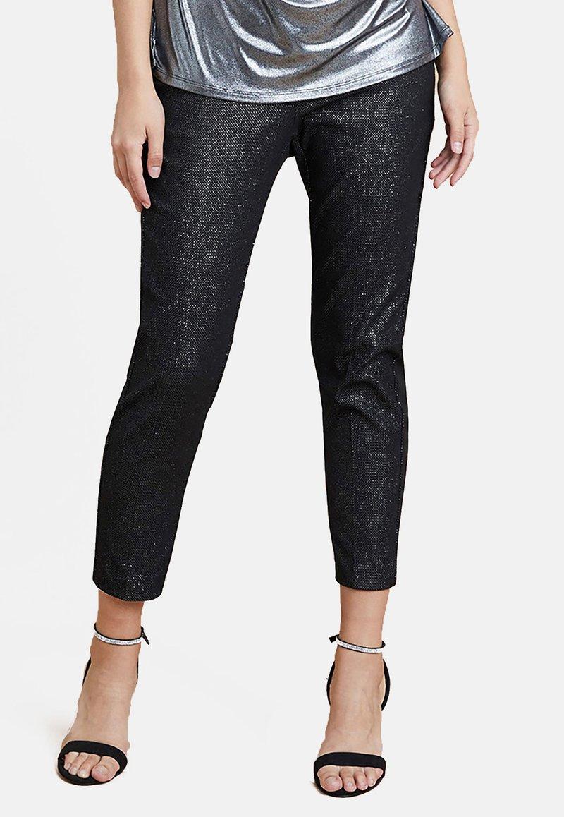 Fiorella Rubino - Trousers - black