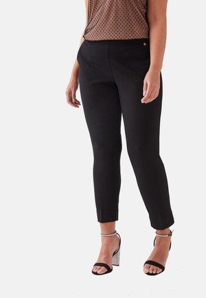 AMERICANA - Trousers - black