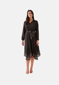 Fiorella Rubino - Shirt dress - black - 1