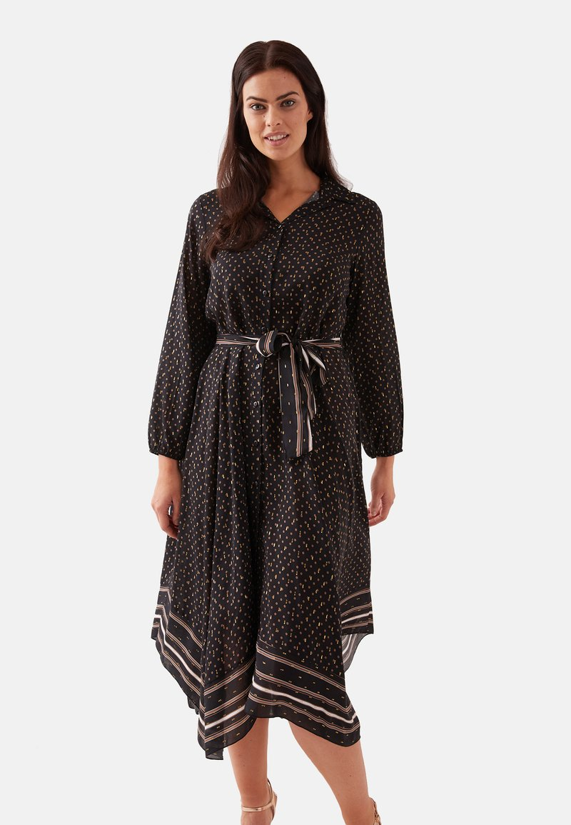 Fiorella Rubino - Shirt dress - black