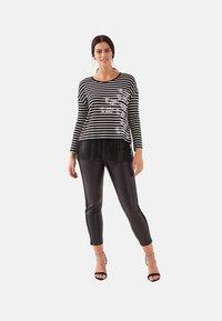 Fiorella Rubino - Long sleeved top - black - 1