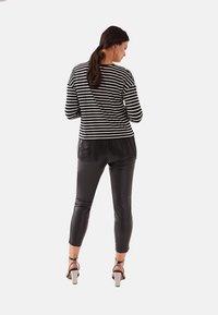 Fiorella Rubino - Long sleeved top - black - 2