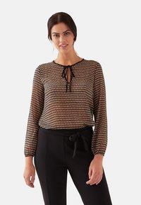 Fiorella Rubino - Blouse - black - 0