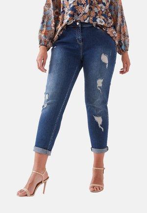 BOYFIT - Slim fit jeans - blue