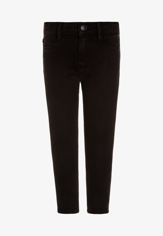 TAMA  - Jeansy Skinny Fit - black denim