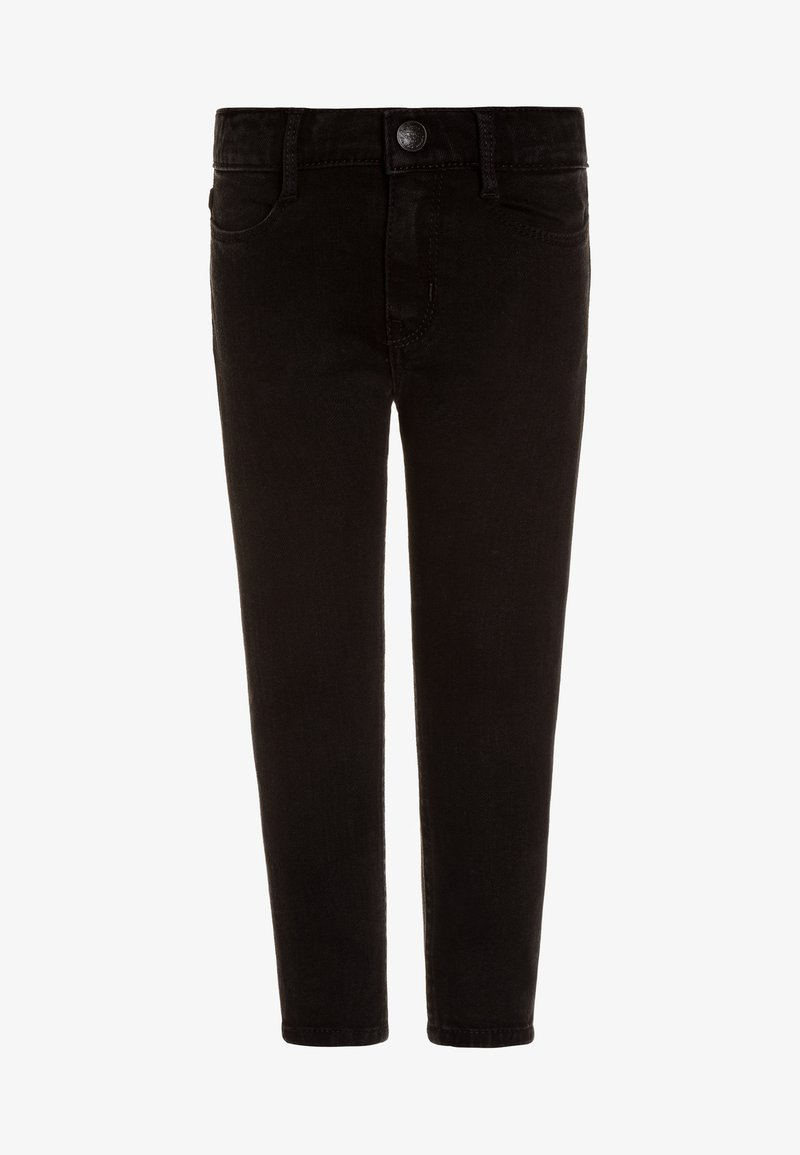 Finger in the nose - TAMA  - Jeans Skinny Fit - black denim