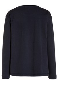 Finger in the nose - SHINE PLANETS - Long sleeved top - night blue - 1