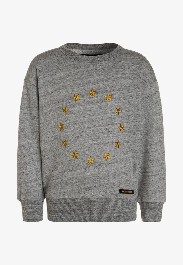 ACADEMY STAR - Sweter - heather grey
