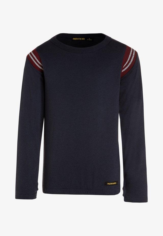 MIKKI - Langærmede T-shirts - night blue