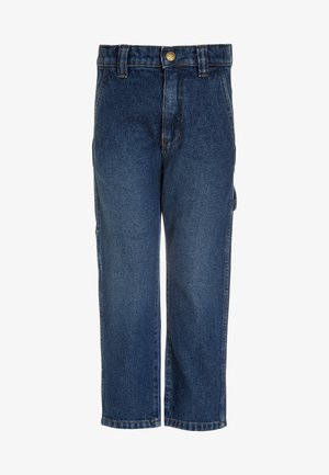 BAGGY  - Straight leg jeans - eighties blue