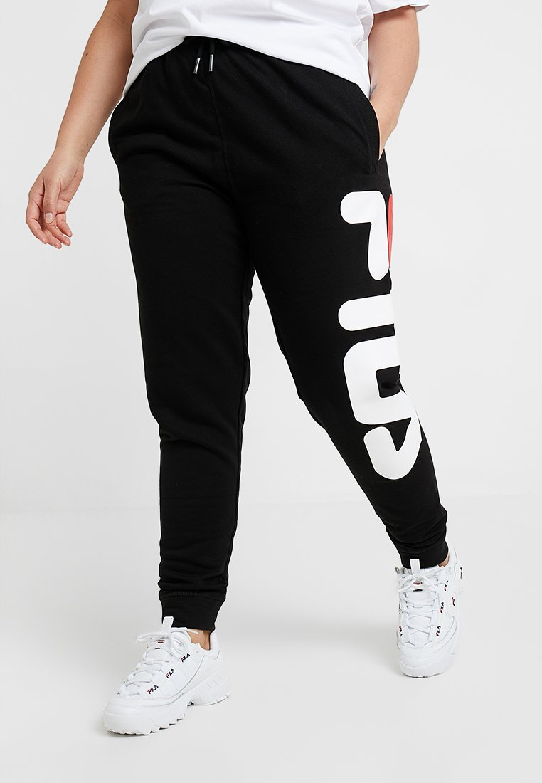 Fila Plus - PURE BASIC PANTS - Træningsbukser - black