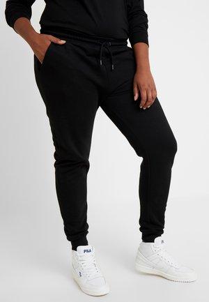 EIDER PANTS - Pantalon de survêtement - black