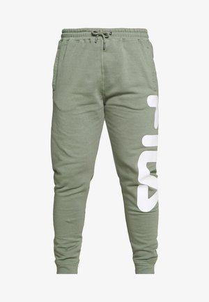 PURE PANTS - Pantalones deportivos - sea spray