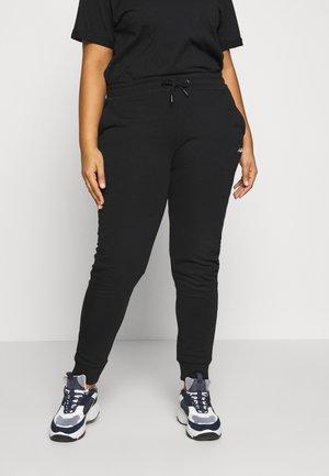 EIDER PANT - Teplákové kalhoty - black